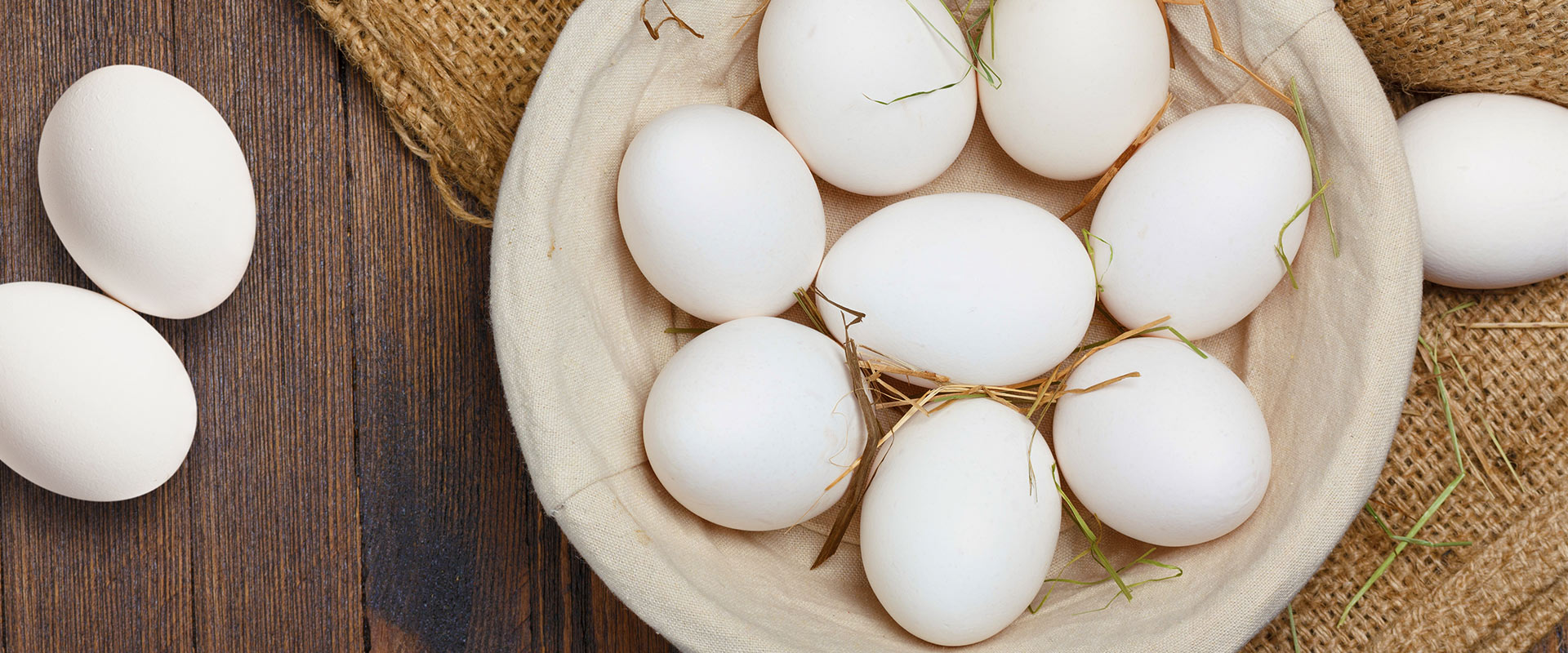Learn about the benefits of nutritious eggs