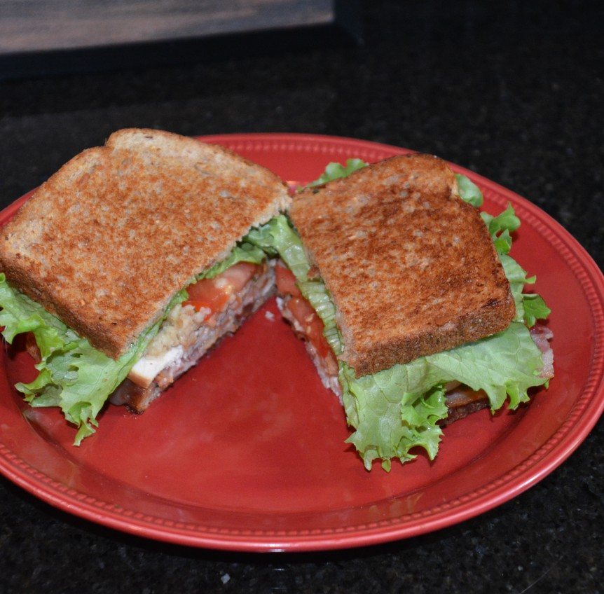 Turkey leftover sandwich ohio eggs for How to make leftover turkey sandwich