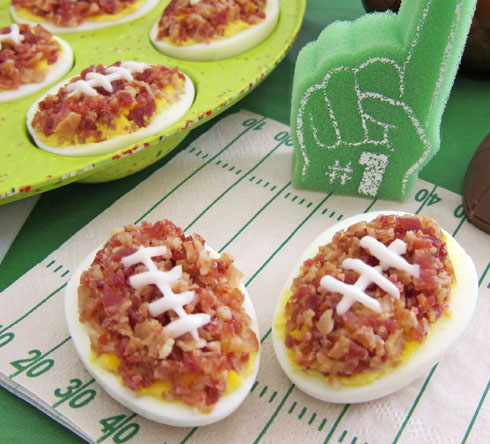 Host An Egg-cellent Tailgate Party!