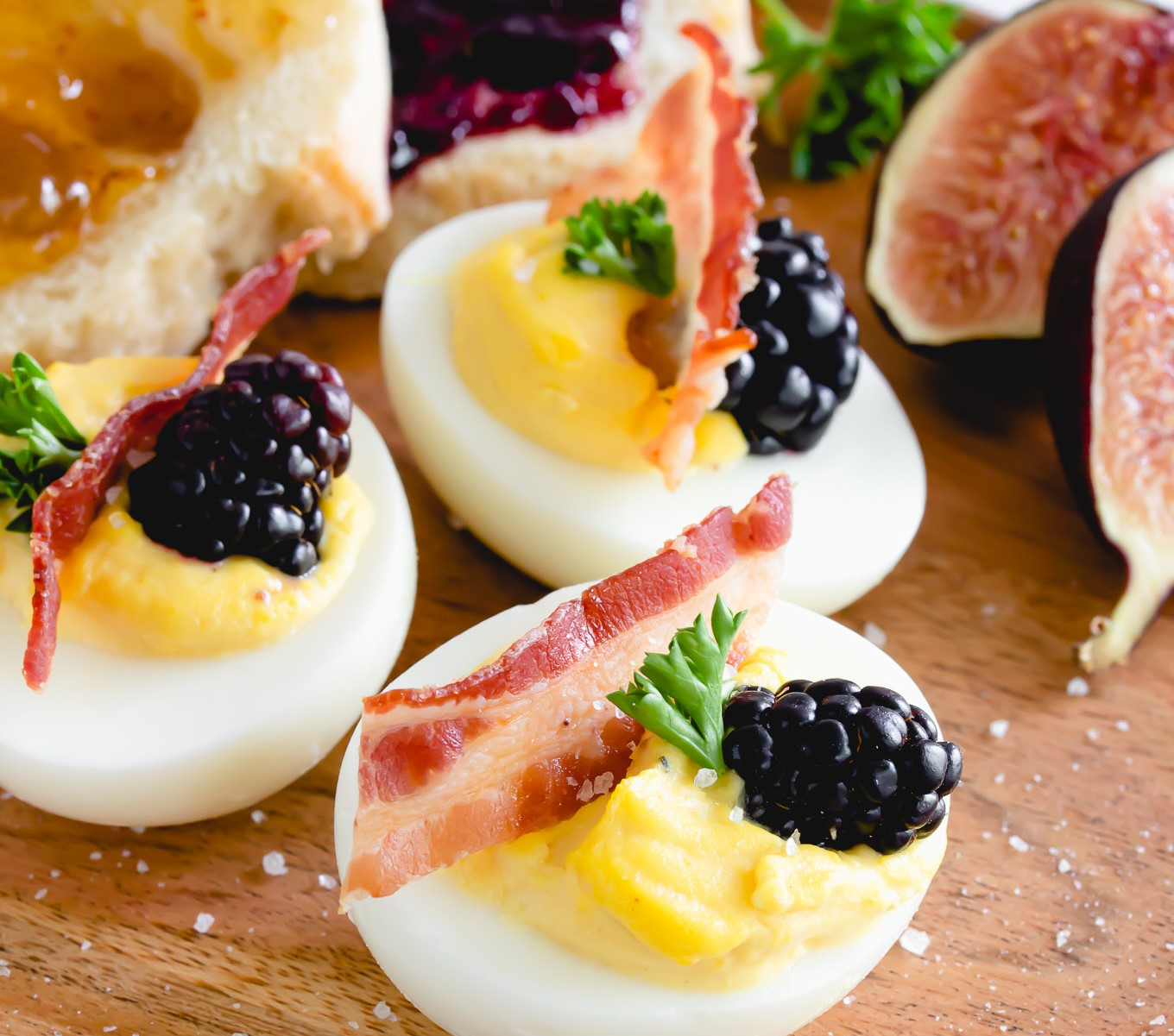Celebrate Spring with Deviled Eggs